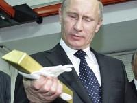 Почему Россия скупала золото в 2014 году?