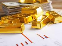 Динамика курса золота