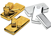 Состав сплава золота и серебра, другие комбинации драгоценных металлов
