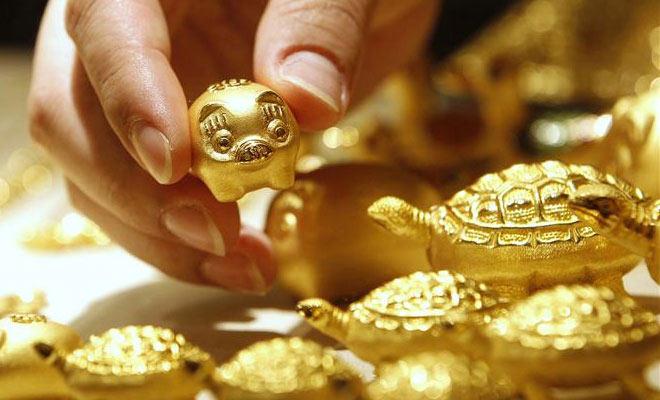 Золотые черепашки