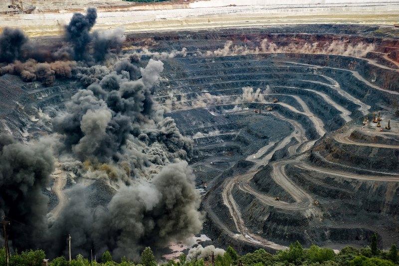 влияние на экологию, при добыче платины