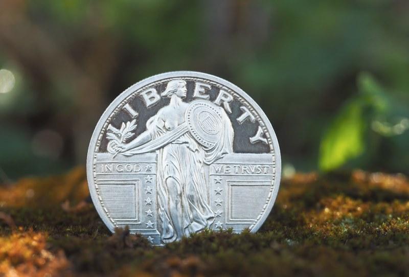 аффинаж серебра для монет