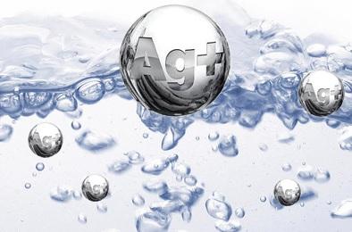 Ag Серебро в воде
