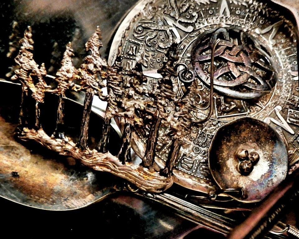 серебро времен викингов